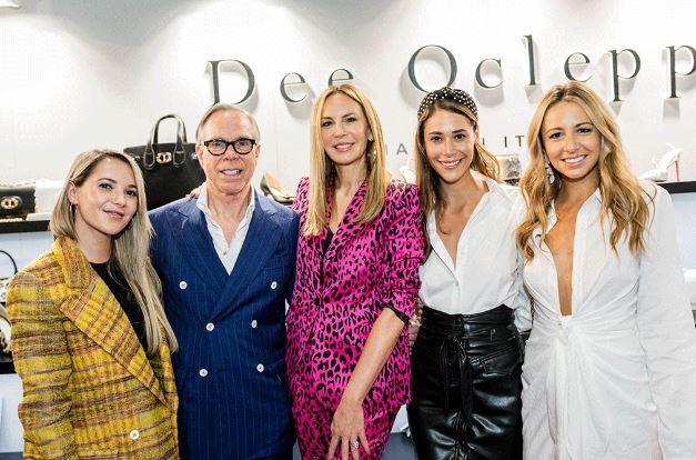 Christie Ferrari attends MICAM & Mipel with WWD during Milan Fashion Week 2018.