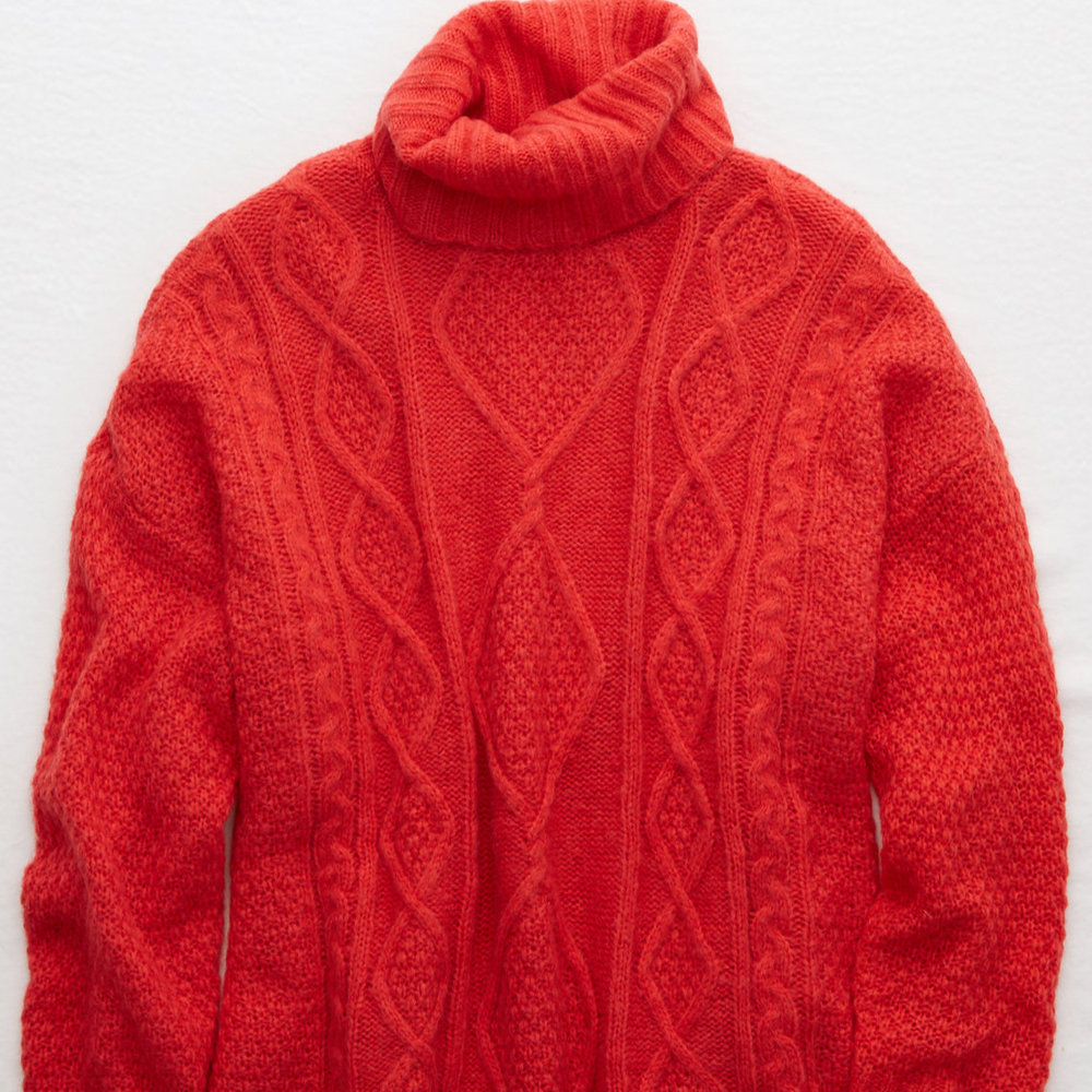 red-turtleneck-sweater