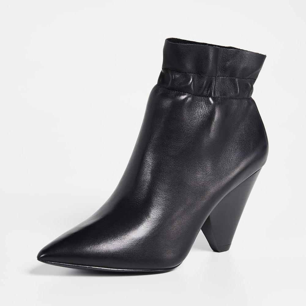 black-lether-booties-heeled