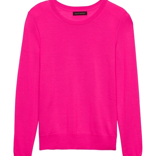 pink-sweater-banana-republic