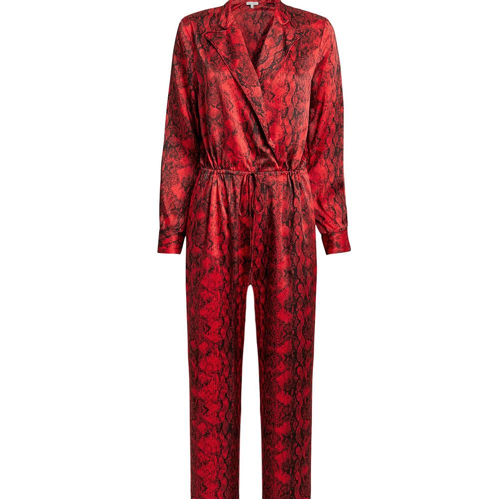 red-snakeskin-suit-ronny-kobo-christie-ferrari
