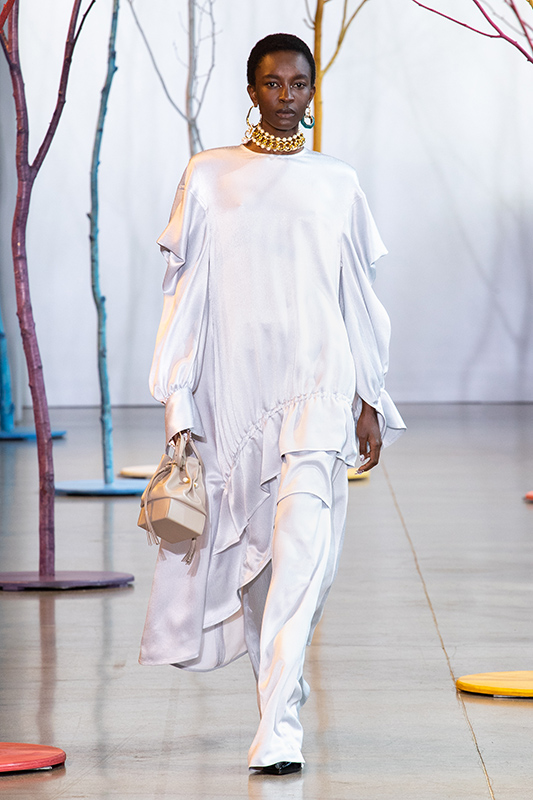ADEAMReady To Wear Fall Winter 2019 CollectionNew York Fashion WeekGuillaume Roujas / NOWFASHION