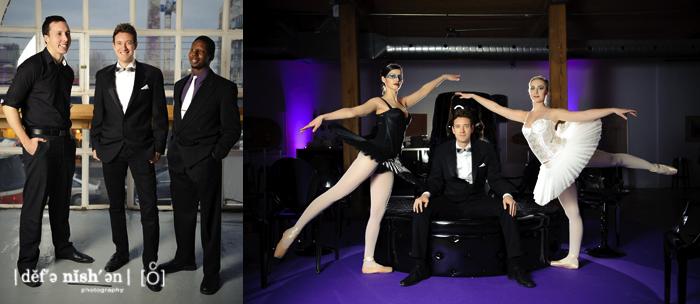 ballerias at twist gallery in toronto