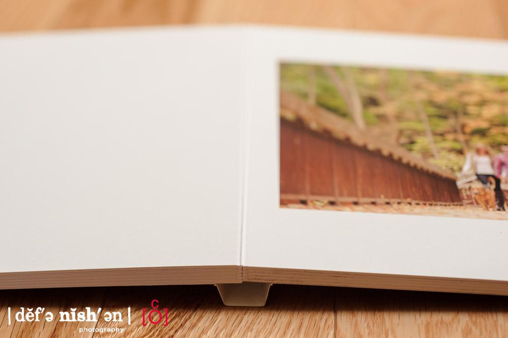 Guest Book Binding