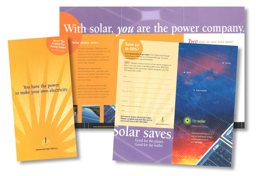 Marketing Brochure Design and Illustration
