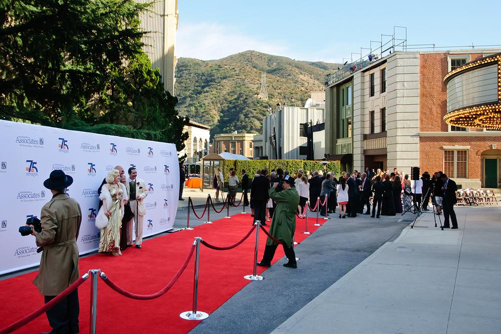 Warner Bros. Backlot