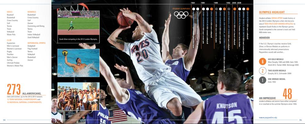 Viewbook Marketing Brochure & Web