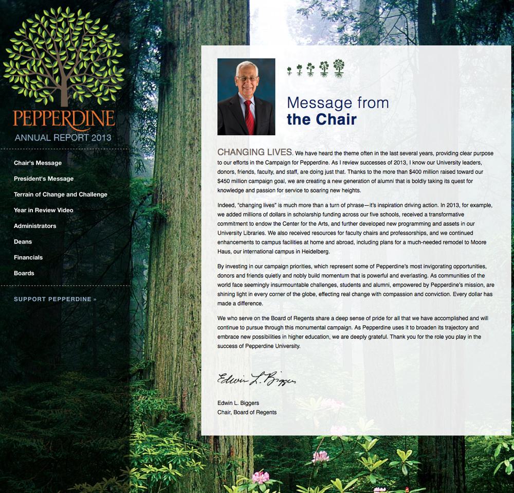 Annual Report - Print & Web