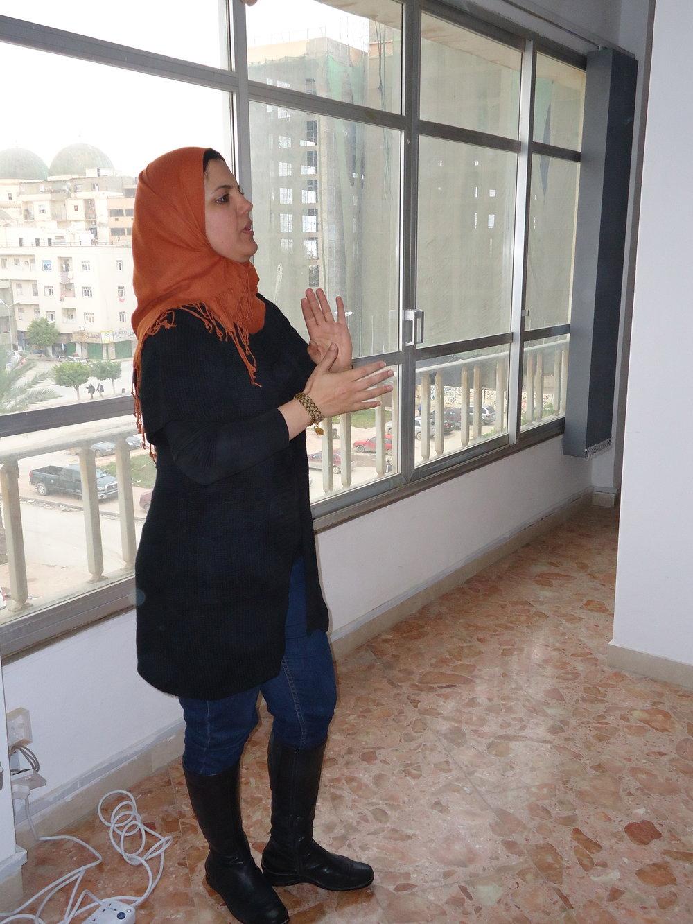 Najla Elmangoush