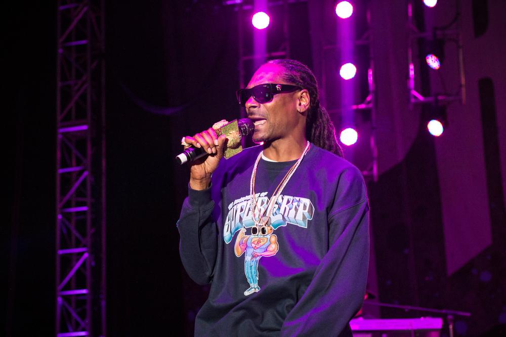 Snoop Dogg - PWF 2016