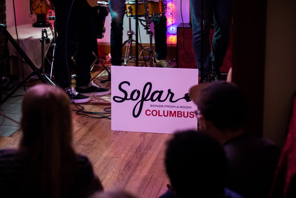 Sofar Sounds Columbus
