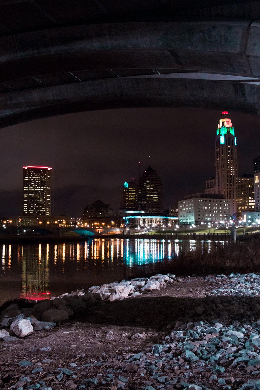 Columbus, Ohio isn't the biggest City but I still Love it.
