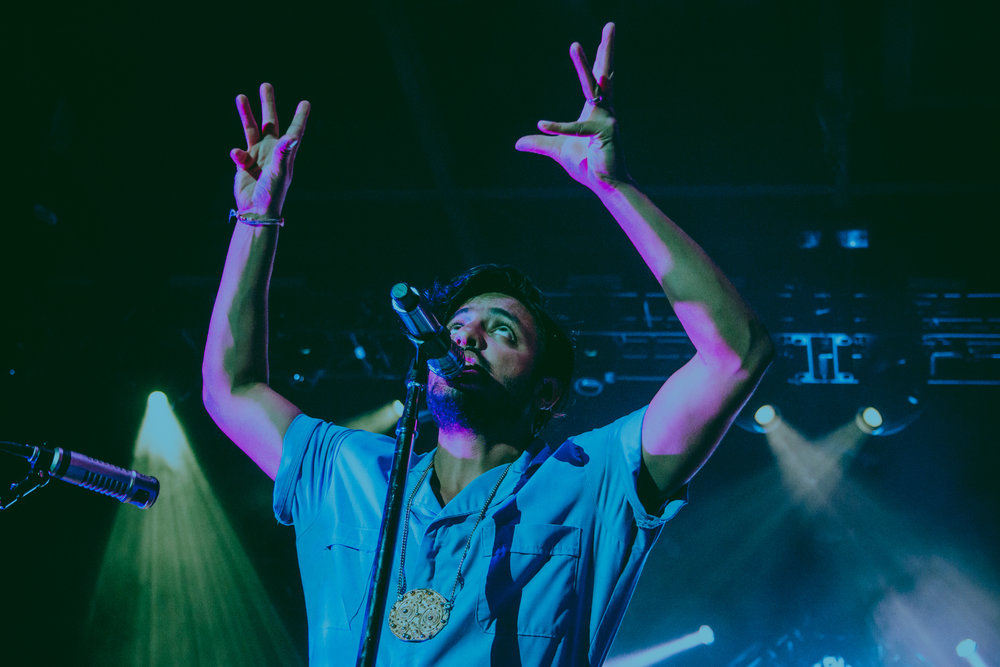 Young the Giant - Express Live - Sept. 2017