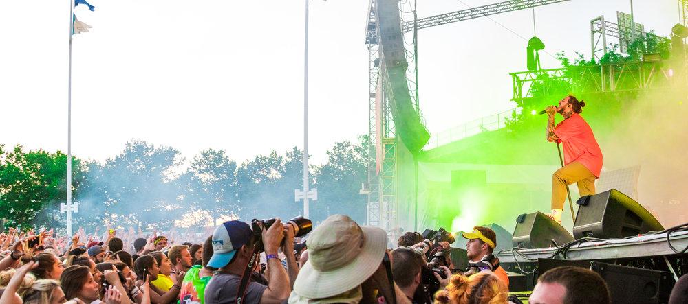 Post Malone - Bunbury Music Festival 6.3.18