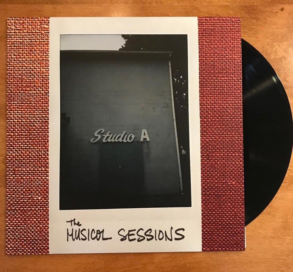 Doc Robinson's Musicol Sessions EP