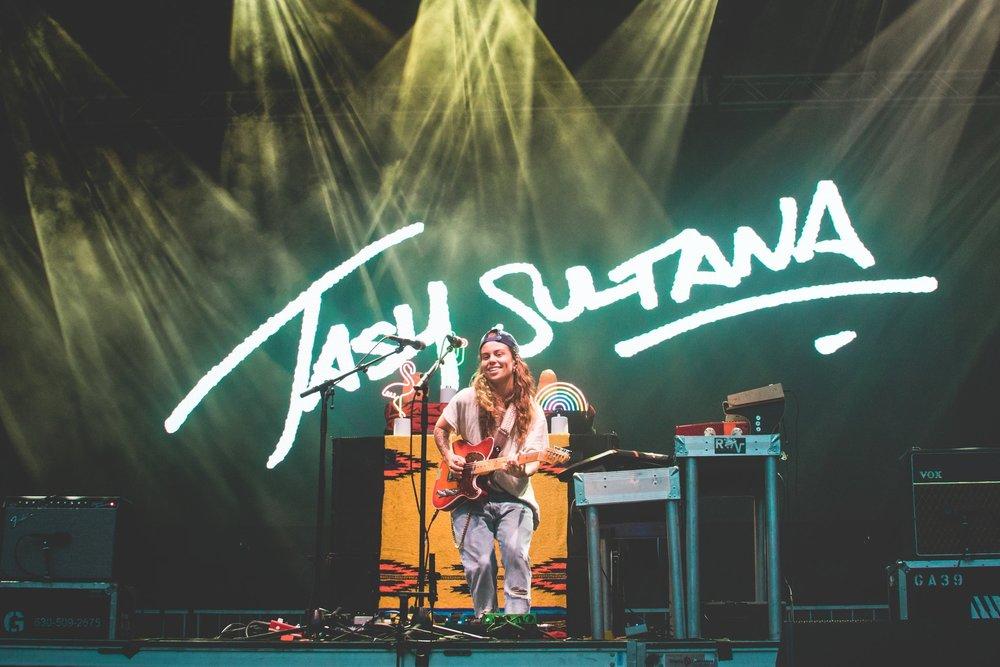 Tash Sultana - Lolla 2018