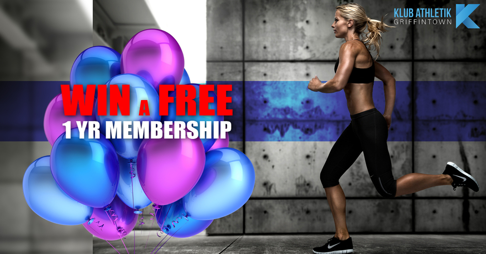 Win a free 1 year membership!