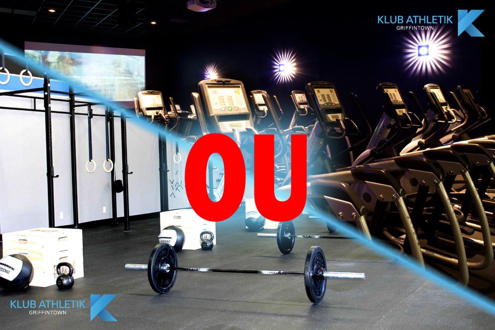 POLL VOTE: Krossfit Studio OU Cinéma Cardio?