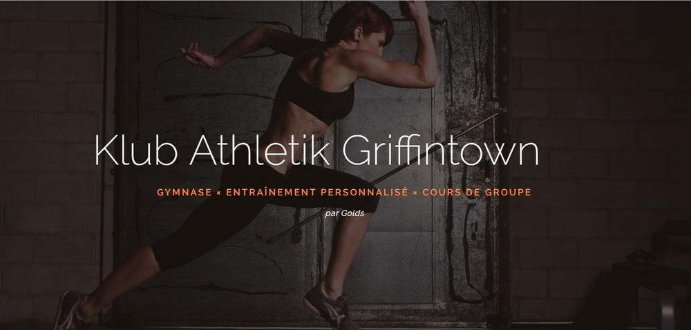 klub athletik griffintown