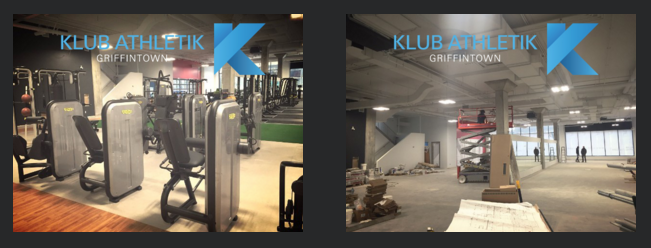 klub athletik griffintown gym in montreal 24hr opening jan 4, 2016