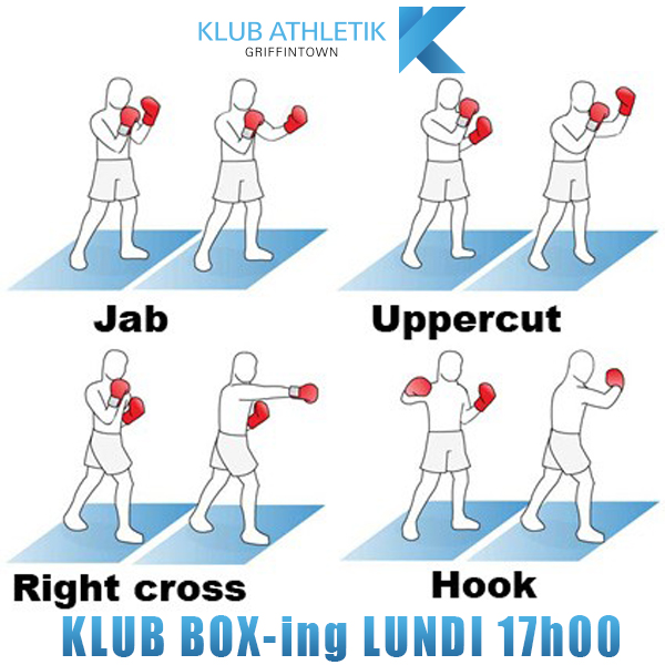 boxing class klub athletik girffintown montreal