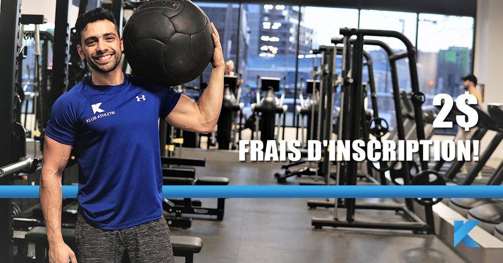 Klub Athletik Griffintown Gym Montreal