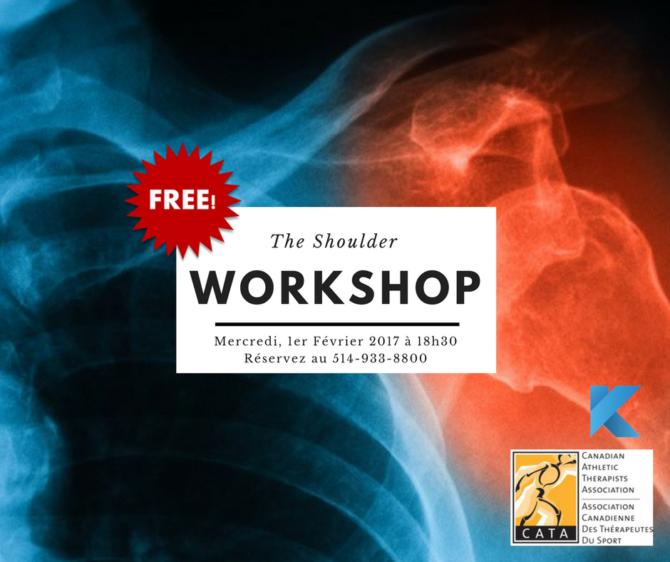 free should injury workshop at klub athletik