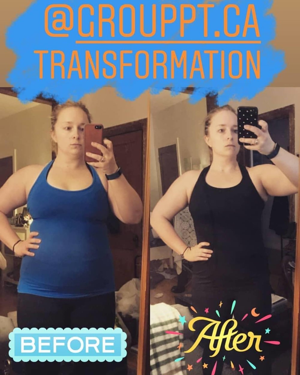 Steph Johns member of group pt transformation