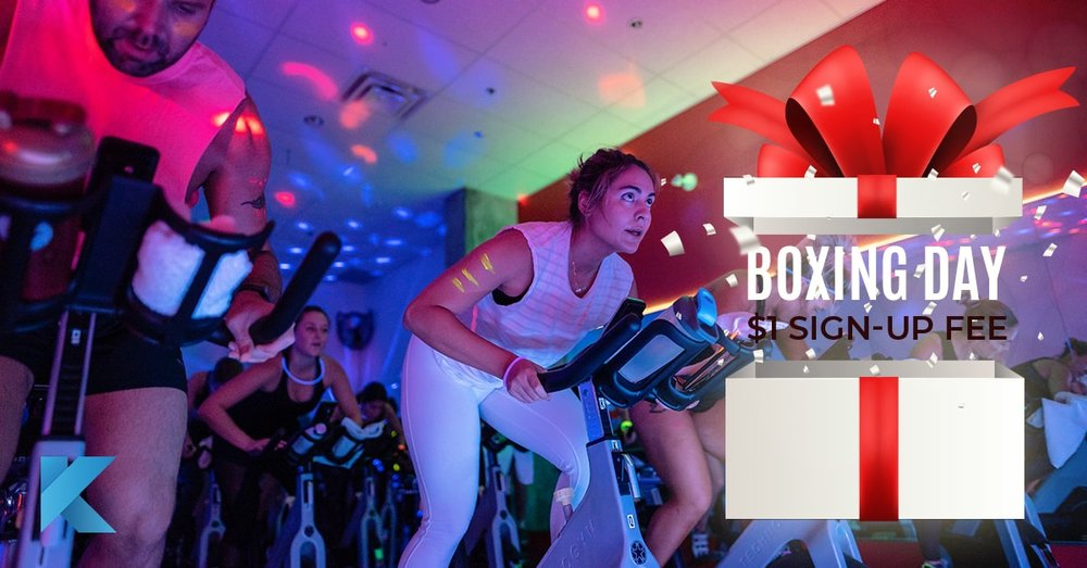 Boxing day special klub athletik griffintown gym