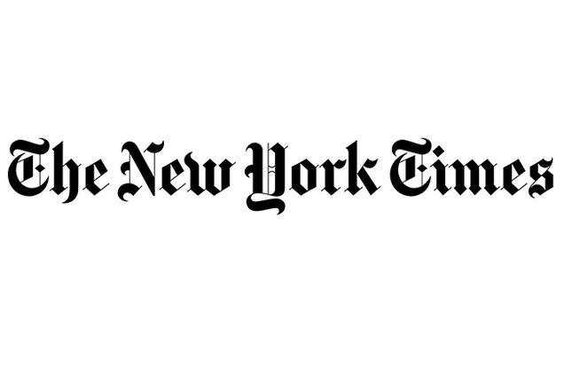 New York Times Hamilton Line