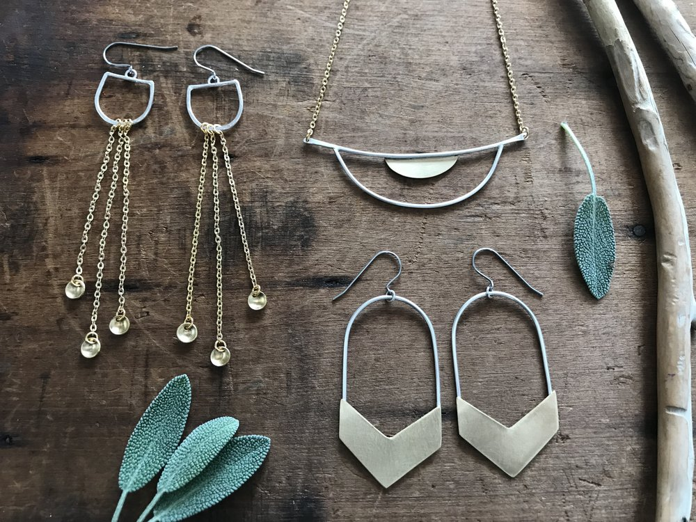 The Mixed Metals Collection Gift Guide January Jewelry