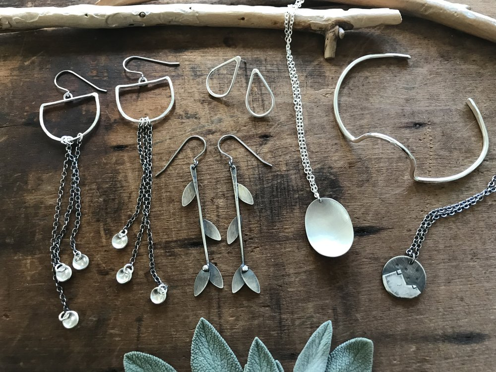 The Savvy Silver Collection Gift Guide Handmade Jewelry