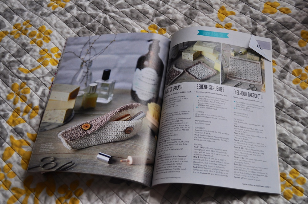 Simply Crochet, Issue 25