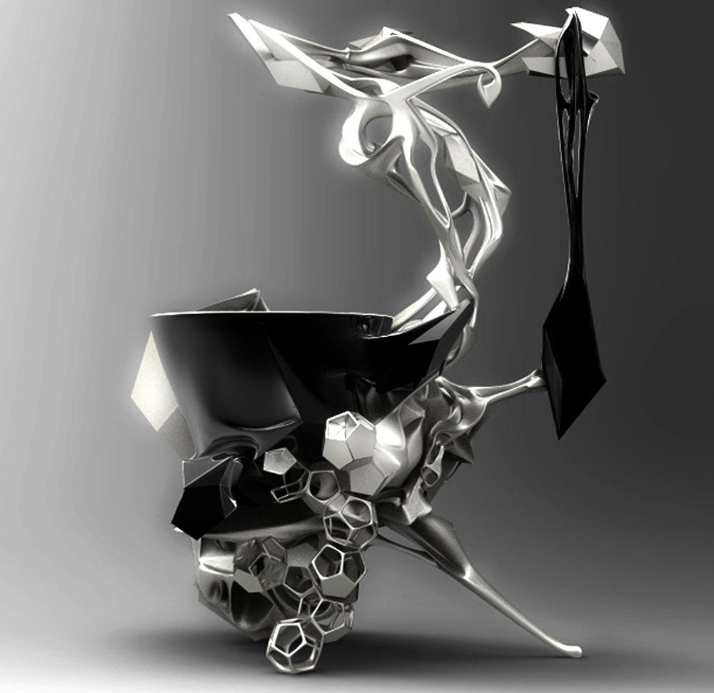 HEXAMORPH Espresso Cup