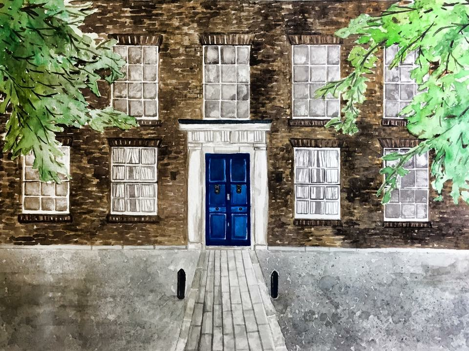 Chester Beatty Library, Dublin, Ireland 2015
