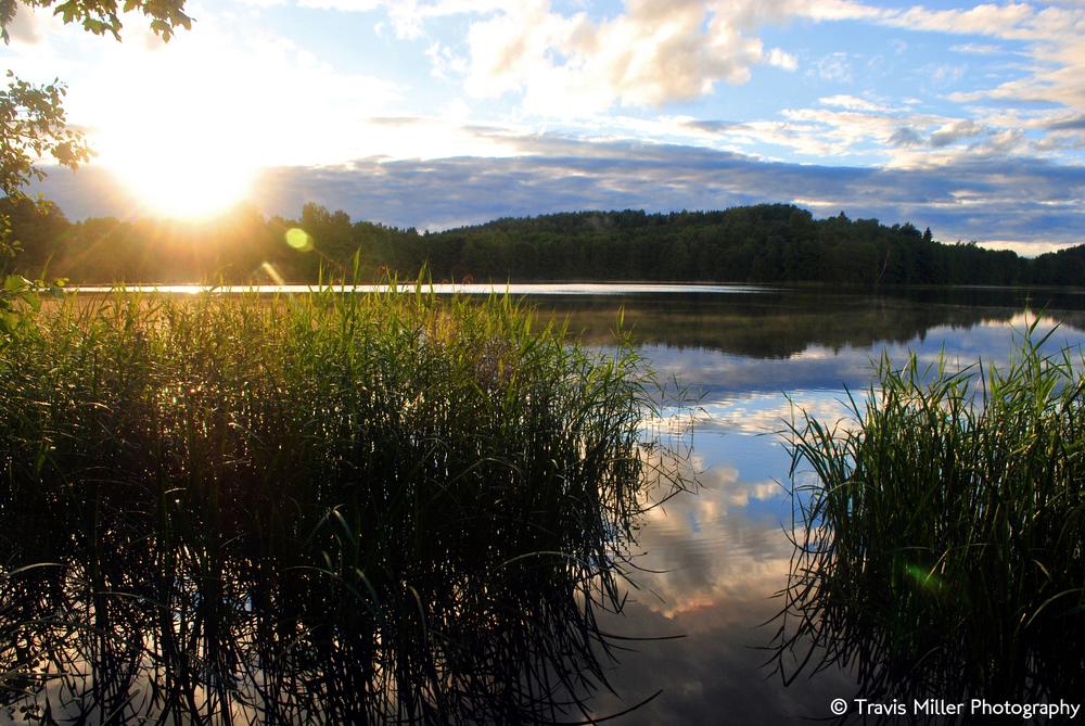A Mid-Summer Set /  Aleksandraville, Lithuania