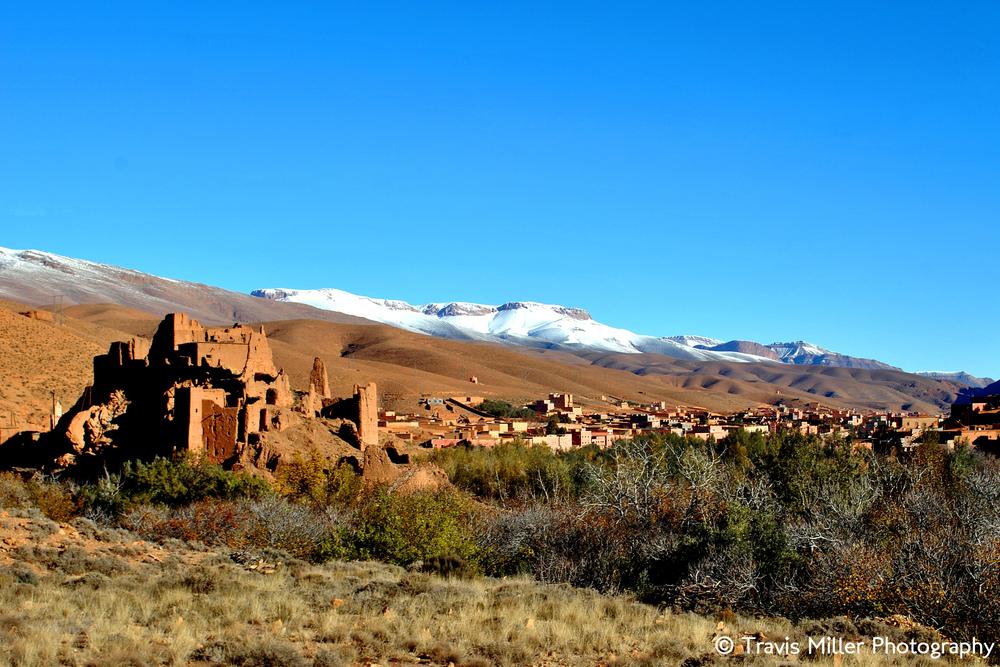 Rockin' the Kasbah /  Dades Gorge, Morocco