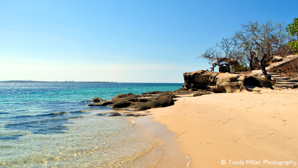 Libelula Beach /  Nacala, Mozambique