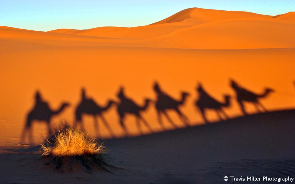 Where No Cars Go /  Merzouga, Morocco