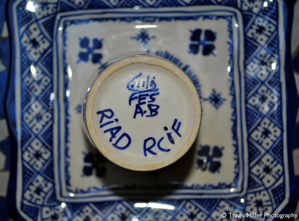 Riad Rcif /  Fes, Morocco
