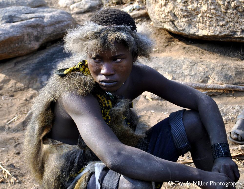 Going Native /   Central Rift Valley, Tanzania