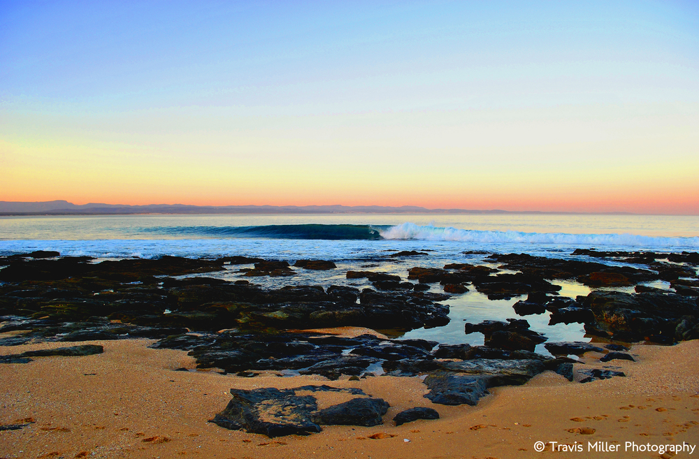 Sunset Breaker /  Jeffrey's Bay, South Africa