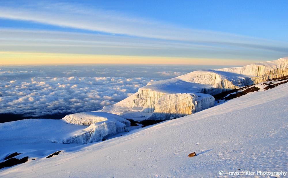 The Snows of Kilimanjaro /  Mount Kilimanjaro, Tanzania