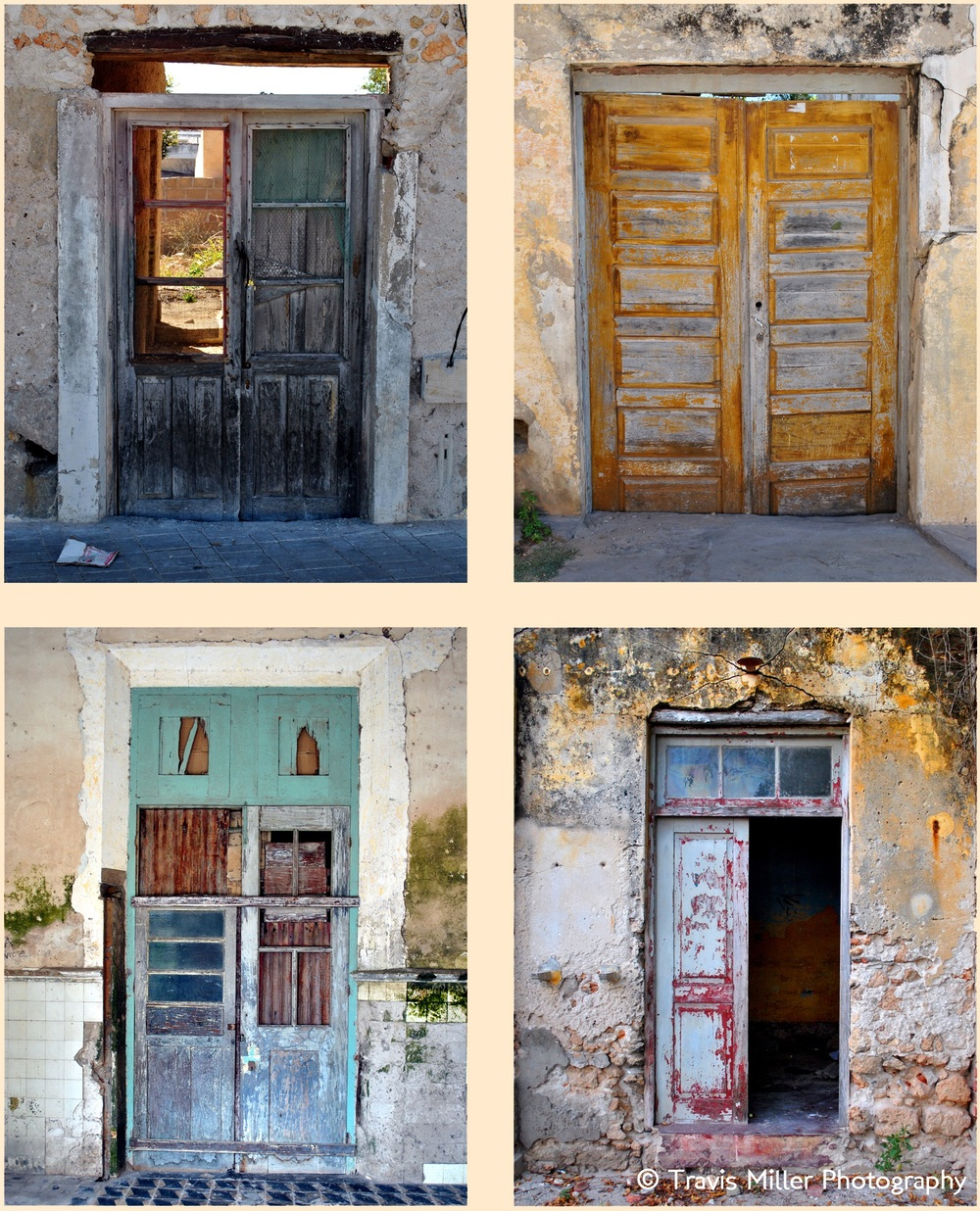 The Doors /  Ilha de Mozambique