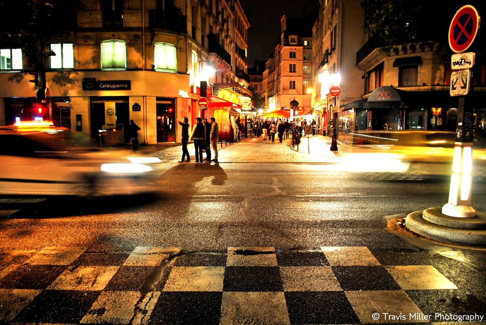A Red Light (District) /   Paris, France