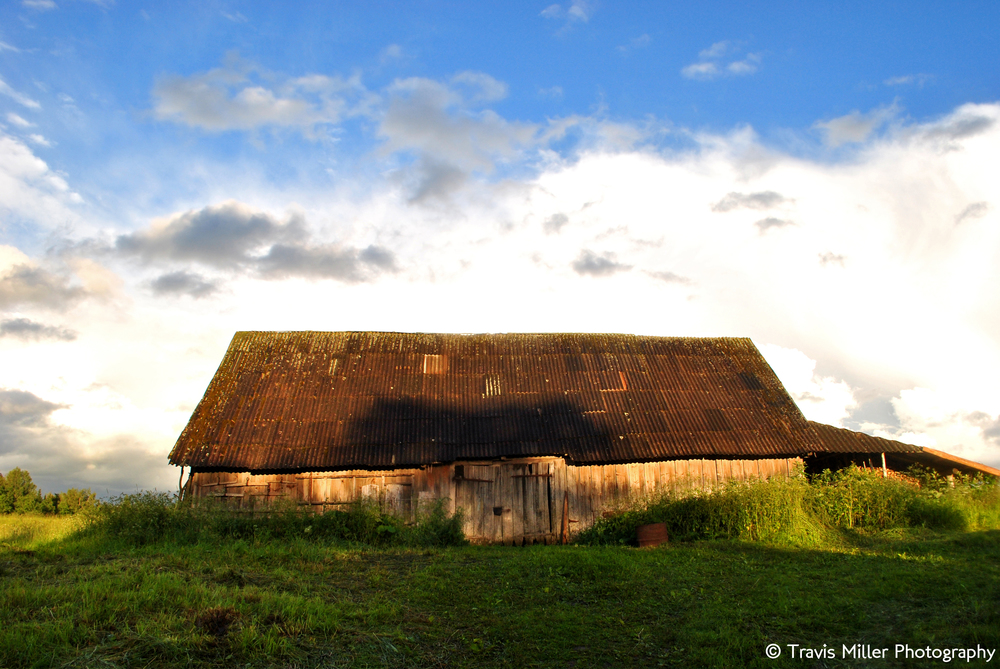 Country Living /   Aleksandraville, Lithuania