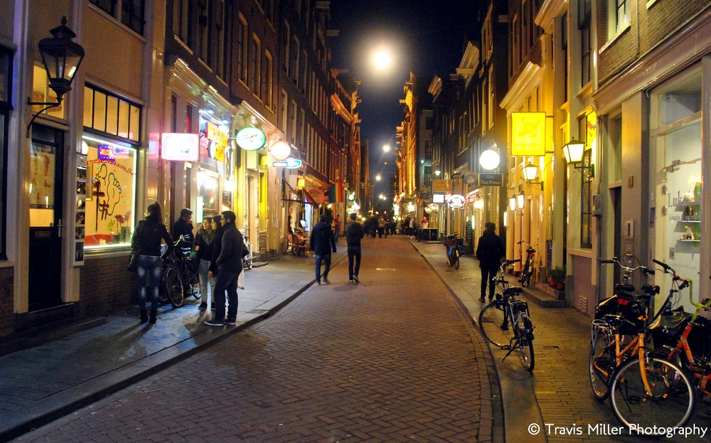 De Wallen /   Amsterdam, The Netherlands