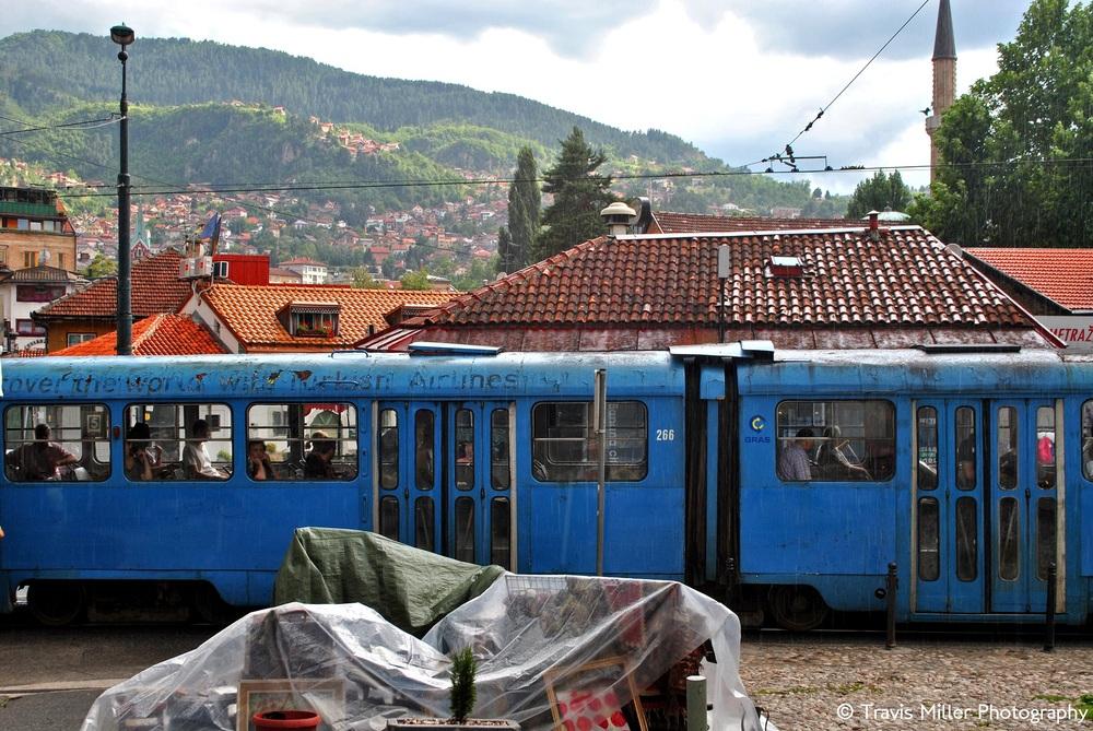 Tinderbox /  Sarajevo, Bosnia