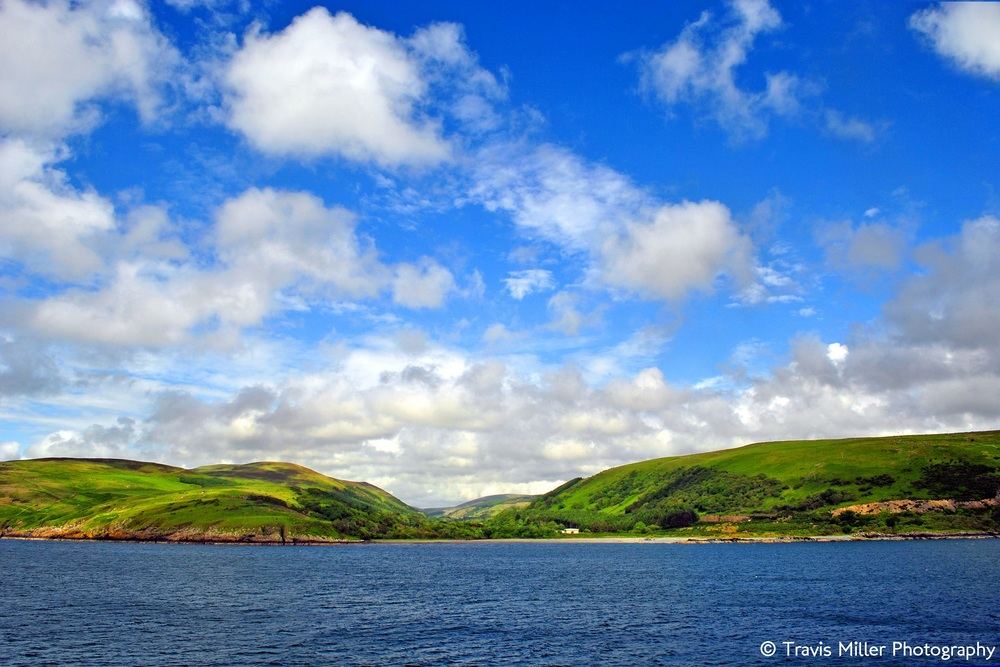 Scotland, by Sea /   Cairnryan, Scotland