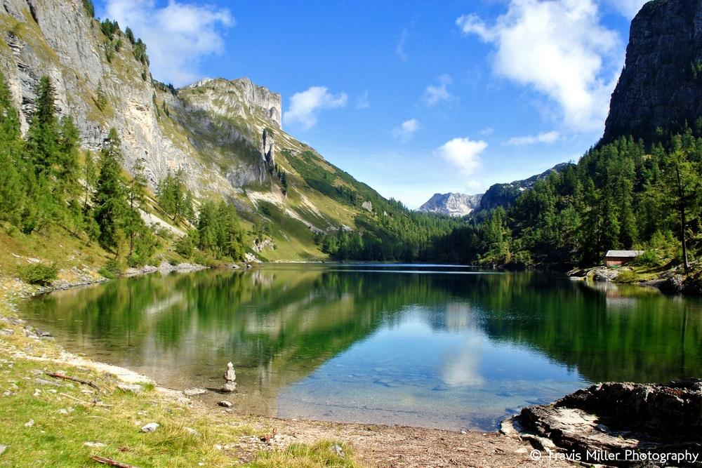 Alpine Bliss /  Lahngangsee, Austria